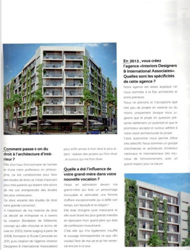 LYAUTEY SQUARE ARTICLE